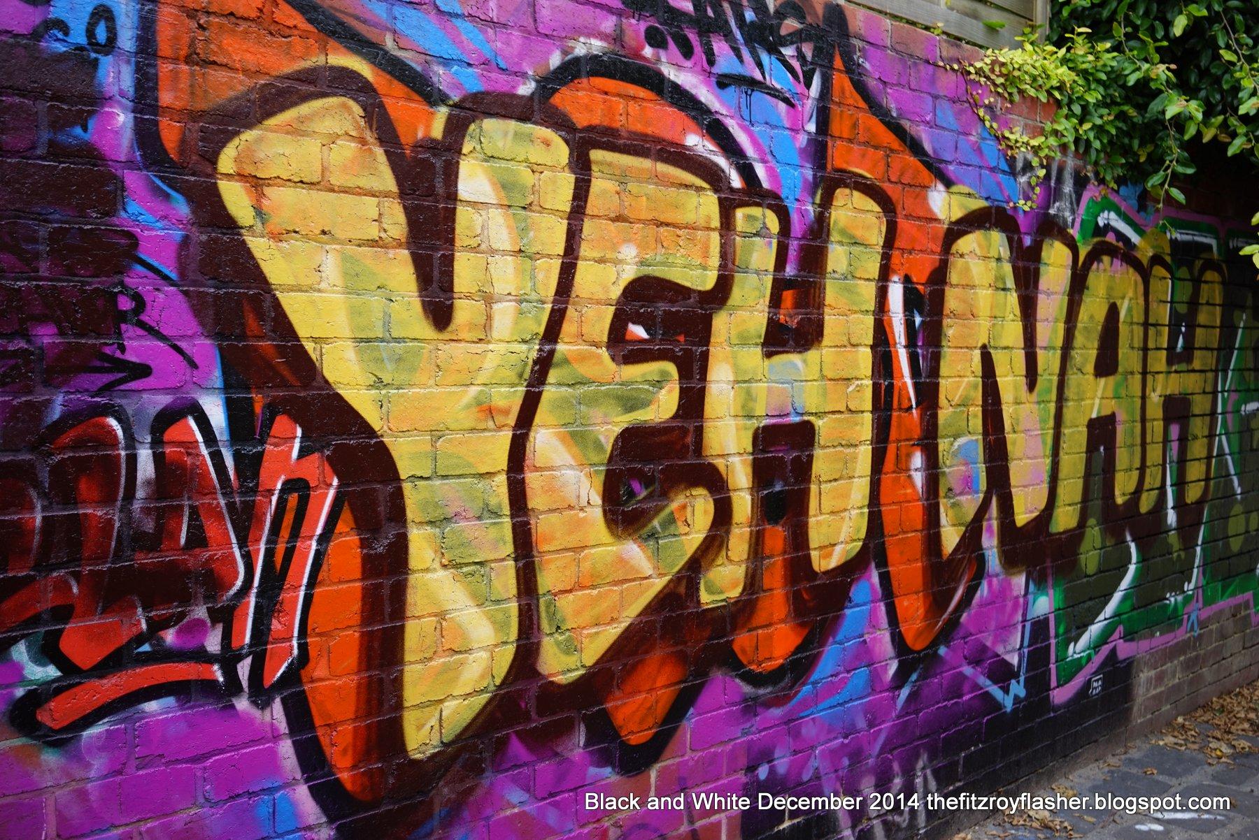 Street Art – Flash