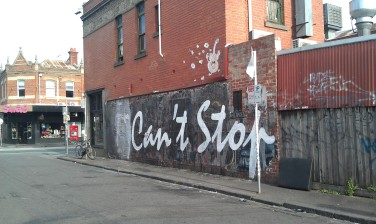 Rone Can't Stop
